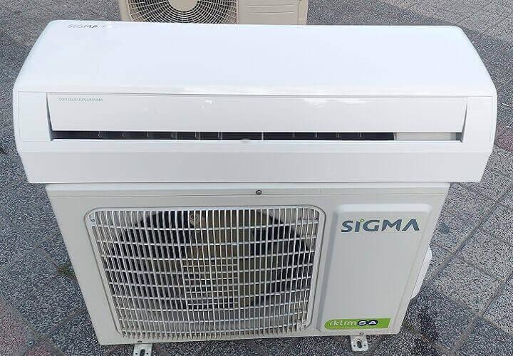 Sigma 12000 Btu İnverter Klima
